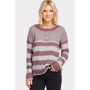 Anthropologie Sunday in Brooklyn Striped Sweater
